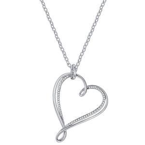 Brosway Náhrdelník se srdcem Ribbon Mini BBN07