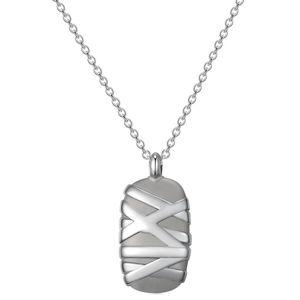 Brosway Pánský ocelový náhrdelník Stoneage BOG03