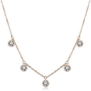 Brosway Třpytivý náhrdelník Symphonia BYM10