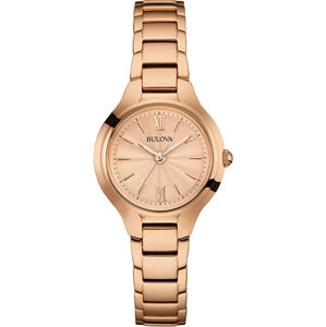 Bulova Classic Quartz Rose Gold 97L151