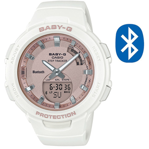 Casio BABY-G Step Tracker Bluetooth BSA-B100MF-7AER (620)
