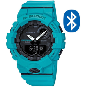 Casio G-Shock Step Tracker GBA-800-2A2