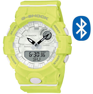 Casio G-Shock Step Tracker GMA-B800-9AER