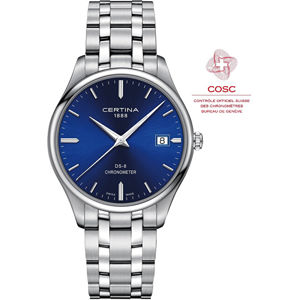 Certina DS-8 GENT Chronometer C033.451.11.041.00