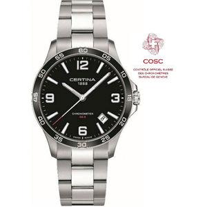 Certina DS-8 Quartz Precidrive COSC Chronometer C033.851.11.057.00