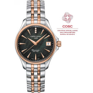 Certina DS ACTION LADY Diamonds Chronometer C032.051.22.126.00