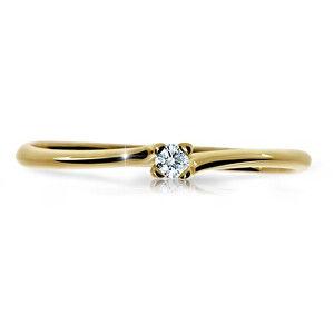 Cutie Jewellery Krásný třpytivý prsten Z6733-2948-10-X-1 50 mm