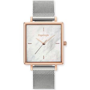 Engelsrufer Rose Gold Silver ERWA-PEARL-MSQR