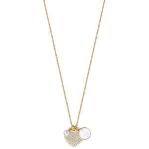 Esprit Stylový náhrdelník s přívěsky ESNL01472245