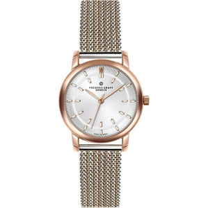 Frederic Graff Sitamma Konda Two Tones Mesh Watch FCO-2718