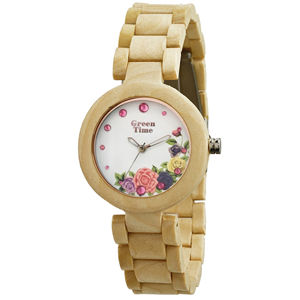Green Time Flower ZW054L