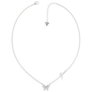 Guess Designový ocelový náhrdelník UBN70196