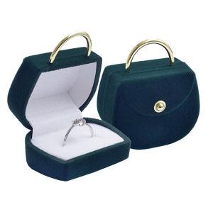 JK Box Dárková krabička na prsten Kabelka FU-16/A19