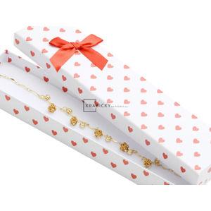 JK Box Dárková krabička na šperky  AC-9/A1