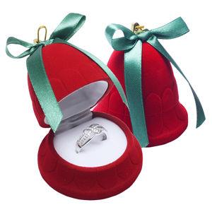 JK Box Dárková krabička Vánoční zvonek FU-12/A7