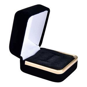 JK Box Sametová dárková krabička na prsten CD-2/A25