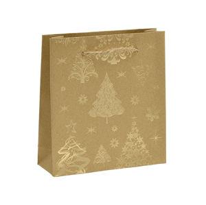 JK Box Vánoční dárková taška KX-98/AU