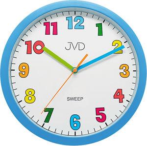 JVD Nástěnné hodiny s tichým chodem HA46.1