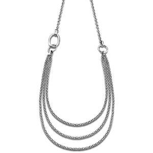 Lotus Style Ocelový náhrdelník LS1817-1/1