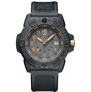 Luminox Navy SEAL Military Dive Watch XS.3508.GOLD