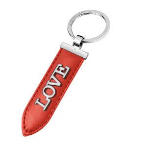 Morellato Kožený přívěsek na klíče LOVE SD7308