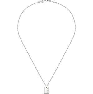 Morellato Stylový pánský ocelový náhrdelník Gold SATM01