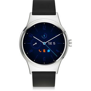 TCL MOVETIME Smartwatch Silver/Black MT10G-2ALCE11 - SLEVA