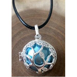 MUMMY BELL Dámský náhrdelník Rolnička Strom života K8SMM20