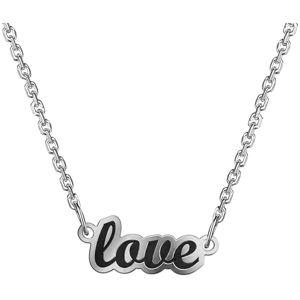 Praqia Módní stříbrný náhrdelník Venus N6321