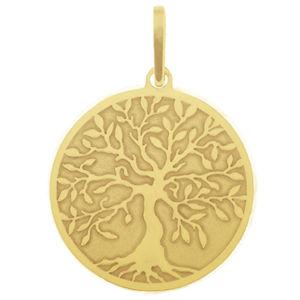 Praqia Zlatý přívěsek Strom Života PA6250