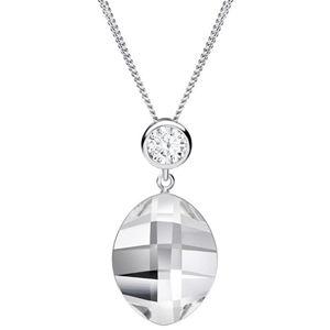 Preciosa Náhrdelník Hana s čirými krystaly 6098 00