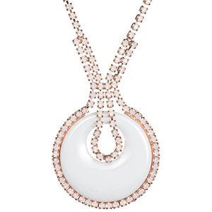Preciosa Stylový náhrdelník Serena 2889P00