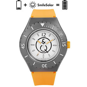 Q&Q SmileSolar 20BAR Series 001 RP04J004