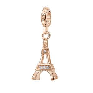 Rosato Pozlacený přívěsek Eiffelova věž RZ051