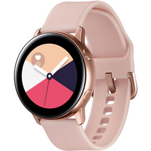Samsung Galaxy Watch Active zlatorůžové