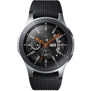 Samsung Galaxy Watch 46 mm stříbrné