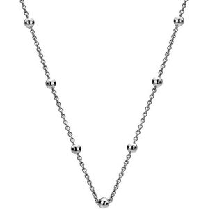 Hot Diamonds Stříbrný řetízek Emozioni Silver Cable with Ball Chain CH001