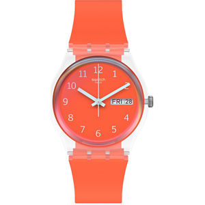 Swatch Originals Red Away GE722