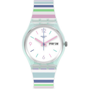Swatch The Originals Pastel Zebra GL702
