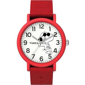 Timex Peanuts Snoopy TW2T66000