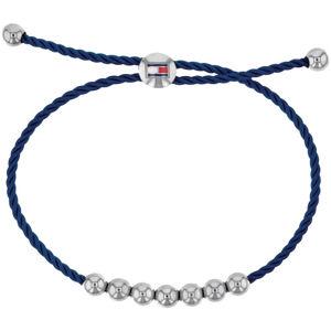 Tommy Hilfiger Stylový tmavě modrý náramek TH2780003