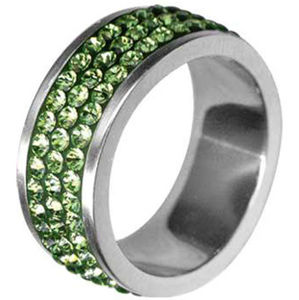 Tribal Prsten RSSW03-PERIDOT 52 mm