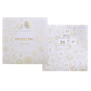 Troli Šperkový adventní kalendář - bílý